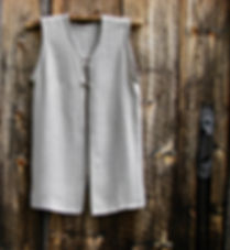 Linen Work Vest.jpg