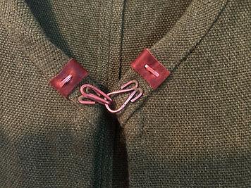Fern Linen Work Vest closure closeup.jpg