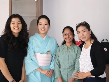 日本文化のオンラインスクールを開講します!