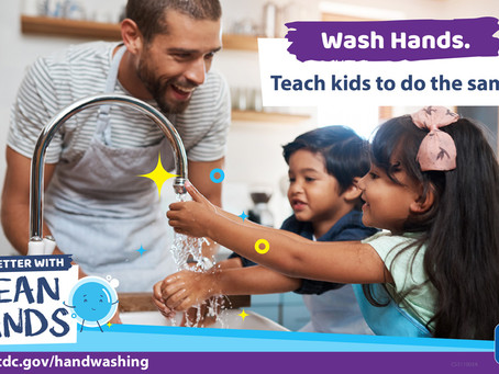 Hand-washing: Clean Hands Save Lives