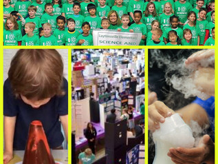LES Science EXPO - February 22nd