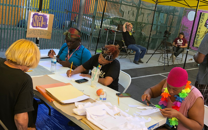 Festival for All Skid Row Artists 2019