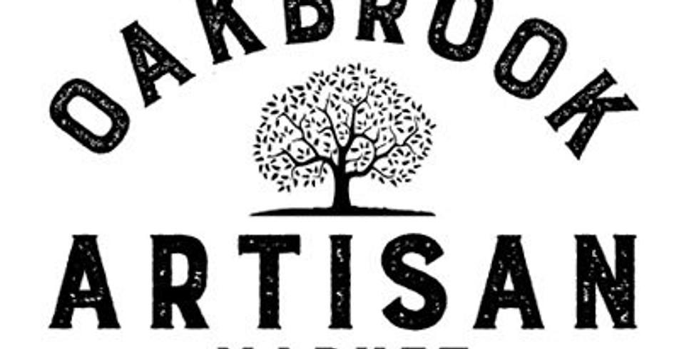 Oak Brook Artisan Market October