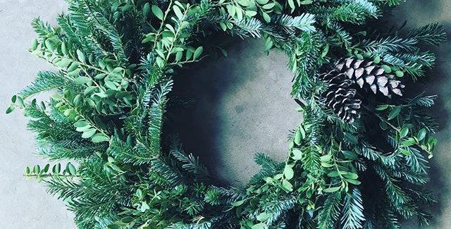 "Winter Wreath 14-16"""