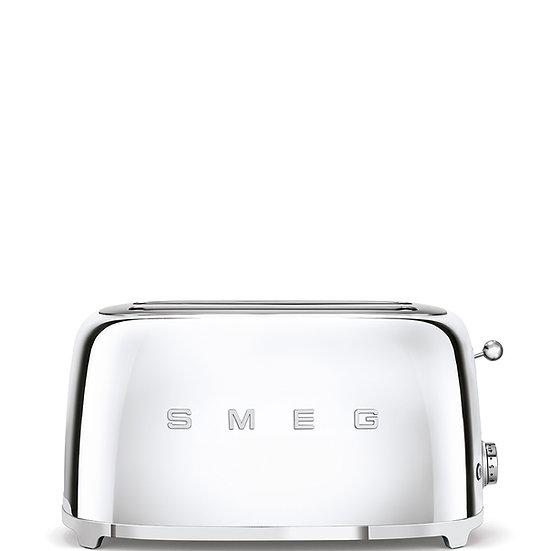 Tostapane CROMATO 4 fette 50's Style SMEG