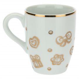 Mug Gold Icons THUN