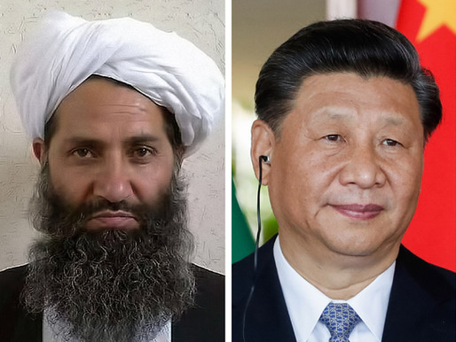 Wikistrat Insider: China after the Fall of Kabul and Implications on US-China Relations
