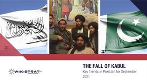 Fall of Kabul: Key Trends in Pakistan - September 2021