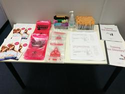 activity table training