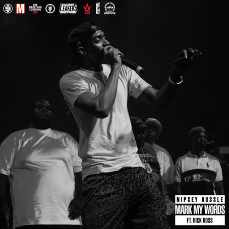 Nipsey Hussle Ft. Rick Ross - Mark My Words (DJ Duce Remix)