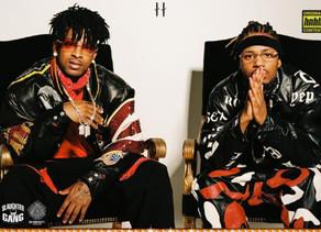 "21 Savage & Metro Boomin's ""Savage Mode II"": The Darkest Beats"