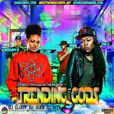 Various Artists - Trending Gods 3