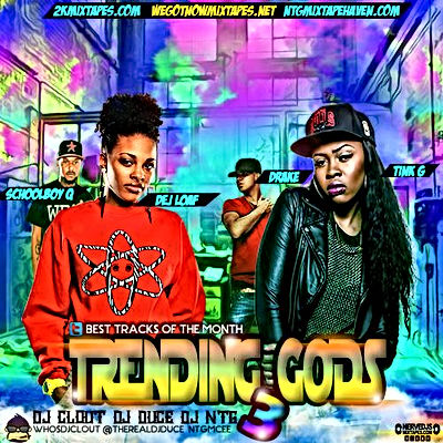 Various Artists - Trending Gods 3