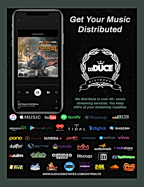 DJDuceMixtapes Get Your Music Distribute