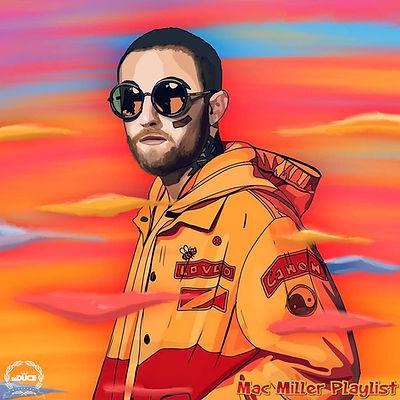 Mac Miller Playlist By DJDuceMixtapes