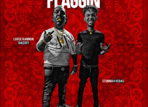 "Loose Kannon, Takeoff & Stunna 4 Vegas Team up For New Track ""No Flaggin"""