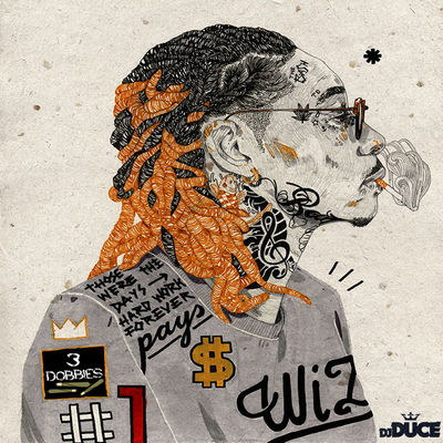 Wiz Khalifa - 3 Doobies