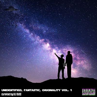 DJ Duce - U.F.O. Mixtape