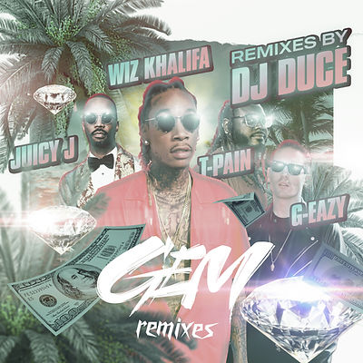 DJ Duce - Gem Remixes