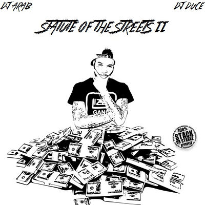 Shy Glizzy - Statute Of The Streets 2