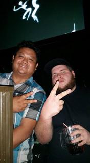 DJ Duce & DJ Honda at Club Banana Max in