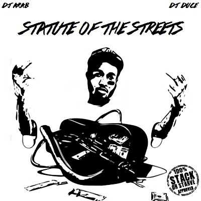 Shy Glizzy - Statute Of The Streets