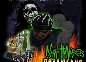 Dizzle DiCaprio Drops New Project Nightmares In Dreamland EP