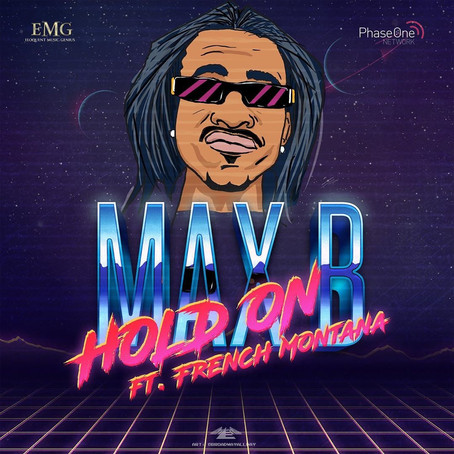 Max B Ft. French Montana - Hold On