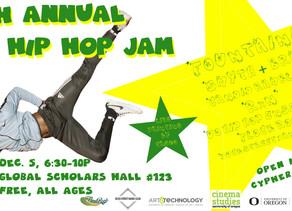 6th Annual UO Hip Hop Jam