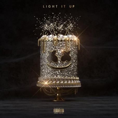 Tyga Ft. Chris Brown & Marshmello - Light It Up