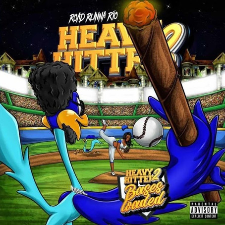 Road Runna Rio Drops Newest Project 'Heavy Hitter 2: Bases Loaded'