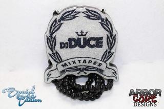 DJ Duce Chain designed by Arbor Core Designs