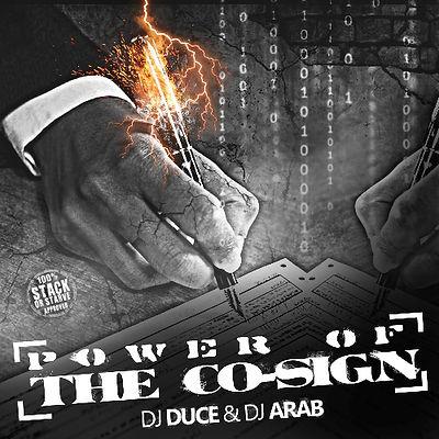 DJ Duce & DJ Arab - Power Of The Co-Sign
