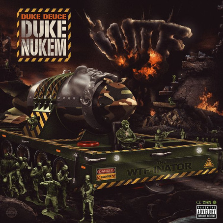 Duke Duece Drops New Project 'Duke Nukem'