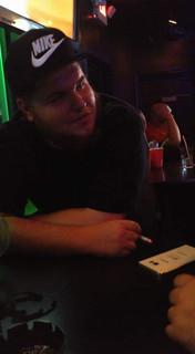 DJ Duce at Club Banana Max In 2015