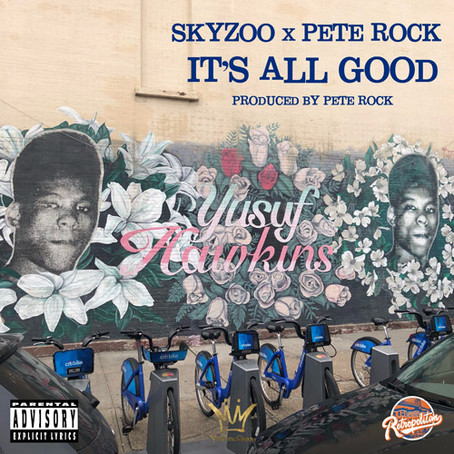 Skyzoo & Pete Rock - It's All Good