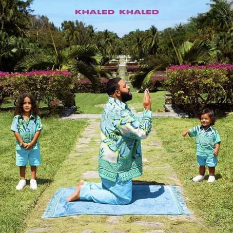 """DJ Khaled Drops A New Album """"Khaled Khaled"""""""