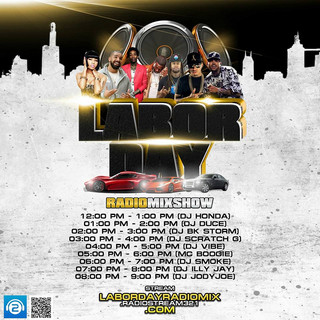 Labor Day Radio Mixshow