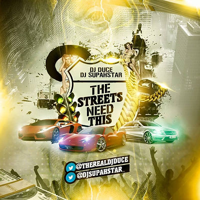 Various Artists - The Streets Need This