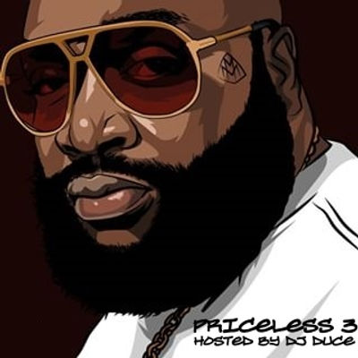Rick Ross - Priceless 3 Hosted By DJ Duce