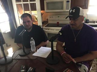 DJ Duce & DJ 10 Power Recording The Qi Podcast