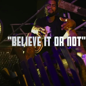Dave East - Believe It Or Not