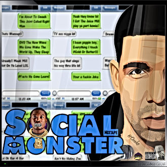 Drake - Social Monster Hosted By DJ Duce & DJ Clout