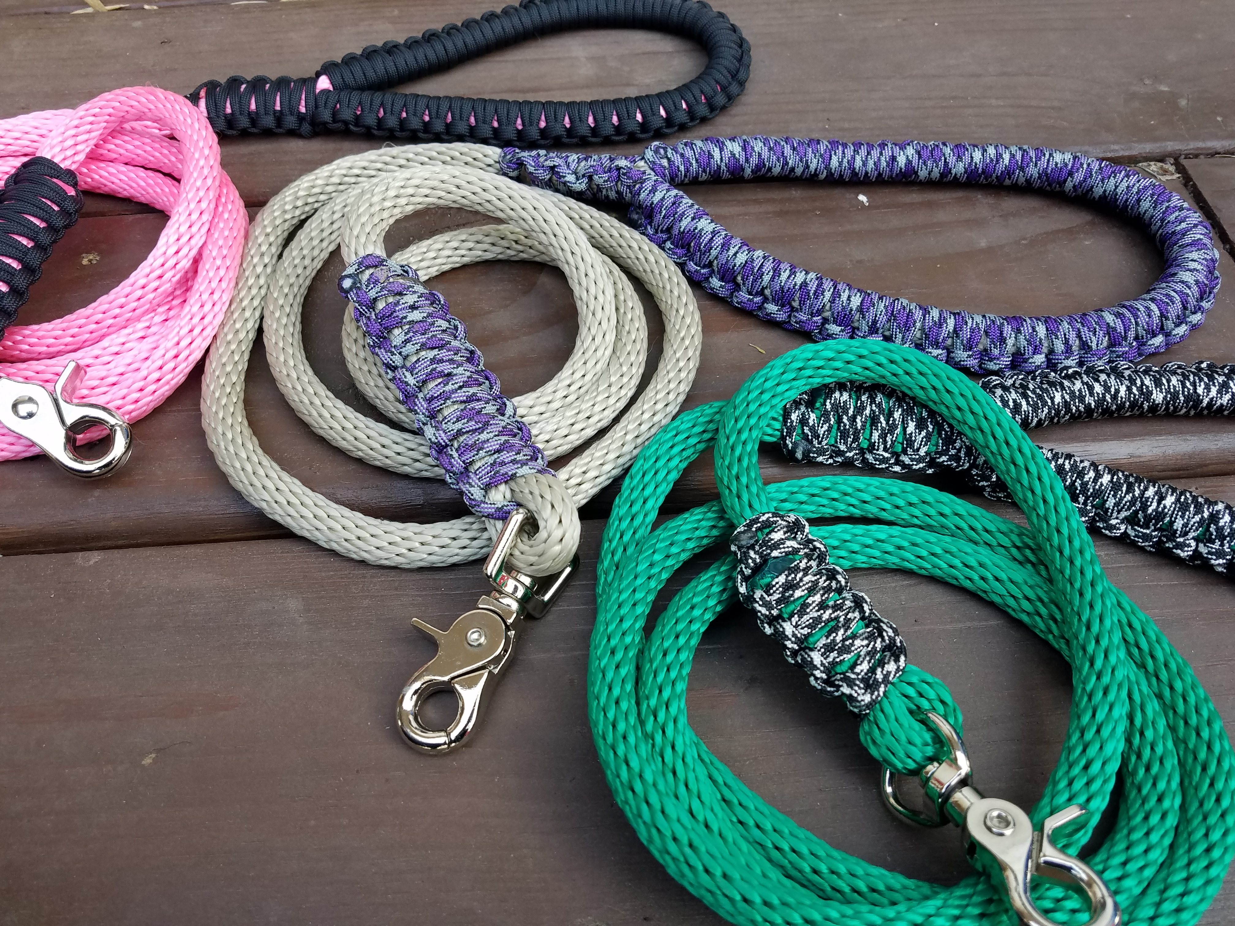 Derby Rope Leash *NEW*