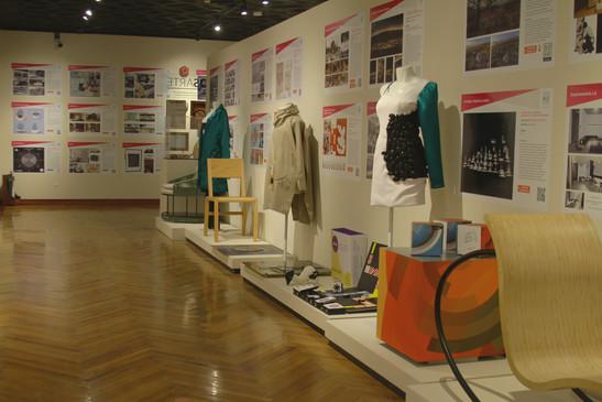Diseño de Experiencias y espacios interiores / Diseño de Producto