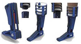 Proyecto: Blue, Sistema interactivo que promueve la igualdad entre personas con diferentes capacidades físicas.