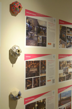 Proyecto KUKU y Categoría Diseño de Experiencias y Espacios interiores