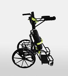 Proyecto: Diseño de silla estabilizadora STR6