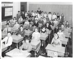 1965 Grade Four Room 307