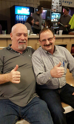 Dino Zurolo 74, friend Bill